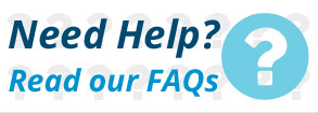 Read Our FAQs